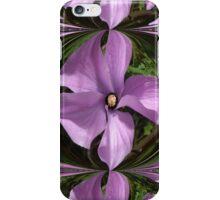Purple Crystal iPhone Case/Skin