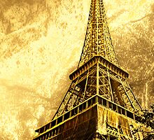 The Golden Tower by Charuhas  Images
