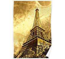 The Golden Tower Poster
