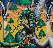 Martian Tree Of Life by W. Ralph Walters