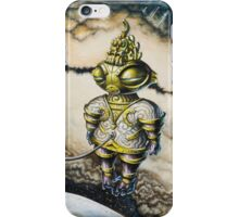 Ancient Technology Of The Twilight Years (detail)  - 2011 iPhone Case/Skin