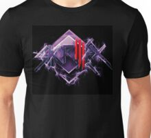 Skrillex Electric Logo Unisex T-Shirt