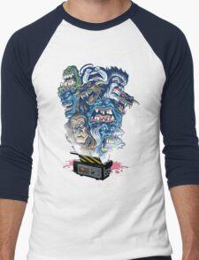 TRAP THEM ALL Men's Baseball ¾ T-Shirt