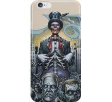 The Baron (Iconoclast Dream) - 2011 iPhone Case/Skin