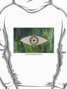 Sea Monster Eye   (t-shirt) T-Shirt