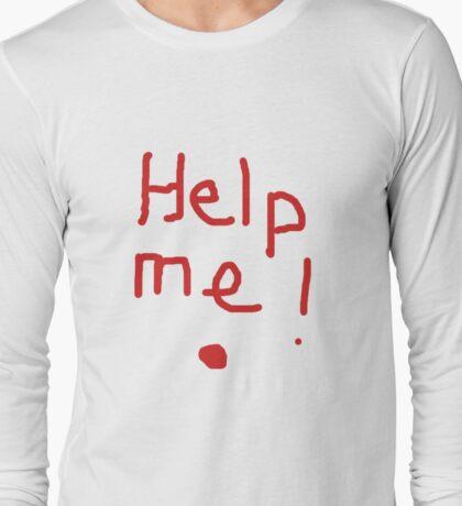 Help Me TEE SHIRT/BABY GROW Long Sleeve T-Shirt