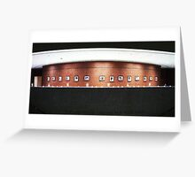Moakley Exhibit Space 3 Greeting Card