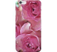 pink roses - iPhone case iPhone Case/Skin