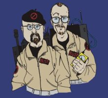 Mythbusters Ghostbusters by pARTick