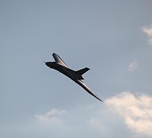 XH558 To old for stealth by yampy