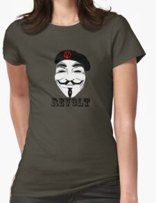 Revolution Womens Fitted T-Shirt