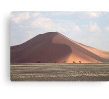Dune No. 5 Canvas Print