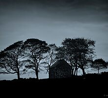 Simple Barn by David J Knight