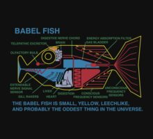 Babel Fish by nikhorne