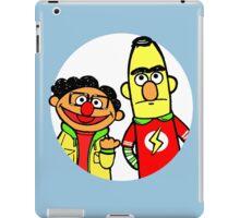 Leonard and Sheldon Muppets iPad Case/Skin