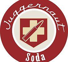 Juggernaut Soda Perk by OblivionRing