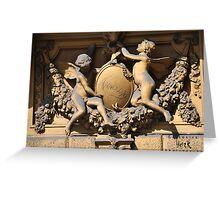 Angels - Rome Greeting Card