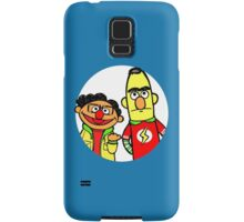 Leonard and Sheldon Muppets Samsung Galaxy Case/Skin