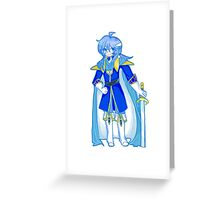 Jelly Selly Greeting Card