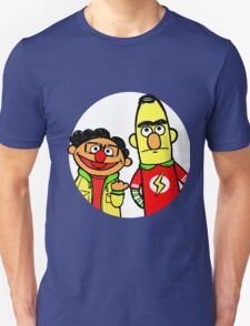 Leonard and Sheldon Muppets T-Shirt