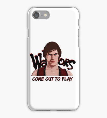 The Warriors Come Out To Play (Ajax) iPhone Case/Skin