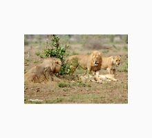 KEEP YOUR DISTANCE ! THE LION - Panthera leo Unisex T-Shirt