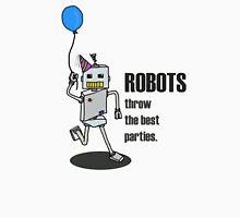 Robot Party Unisex T-Shirt