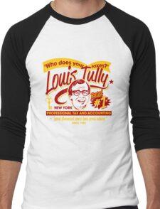 Louis Tully Accounting Men's Baseball ¾ T-Shirt
