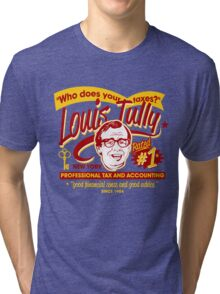 Louis Tully Accounting Tri-blend T-Shirt