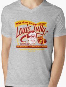 Louis Tully Accounting Mens V-Neck T-Shirt