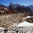 Gokyo Valley, Nepal by Kevin McGennan