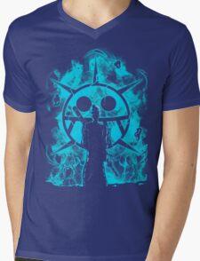 Nurse of Death. Mens V-Neck T-Shirt