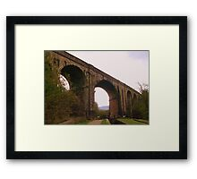 Uppermill Countryside Park Framed Print
