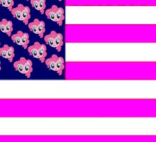 The United States of Pinkie Pie Sticker