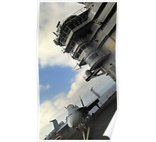 Carl Vinson's Roost Poster