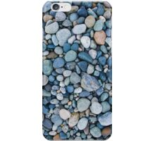 Stones on a beach iPhone Case/Skin