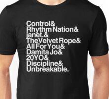 Albums. Unisex T-Shirt