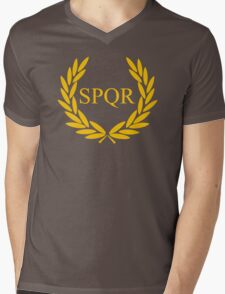 Camp Jupiter Mens V-Neck T-Shirt