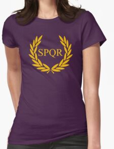 Camp Jupiter Womens Fitted T-Shirt