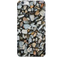 Pebbles and Rocks on the Shores of a river iPhone Case/Skin