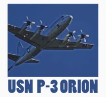 u.s. navy p3 orion t Kids Clothes