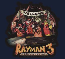 Rayman 3 welcome! by LUUUL