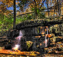 Yellow Springs by CapturedLIght