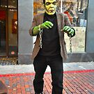 Frankenstein (well not the real one) by Poete100