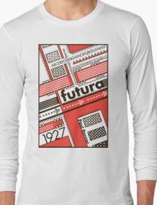 Futura Type Tee Long Sleeve T-Shirt