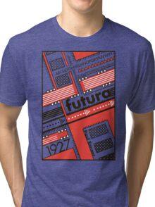 Futura Type Tee Tri-blend T-Shirt