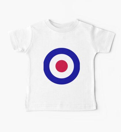 Roundel of the Royal Air Force Baby Tee