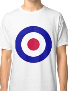 Roundel of the Royal Air Force Classic T-Shirt