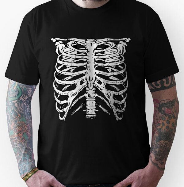 Punk Ribs Unisex T-Shirt
