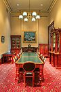 Queensland Parliament • Brisbane • Australia by William Bullimore